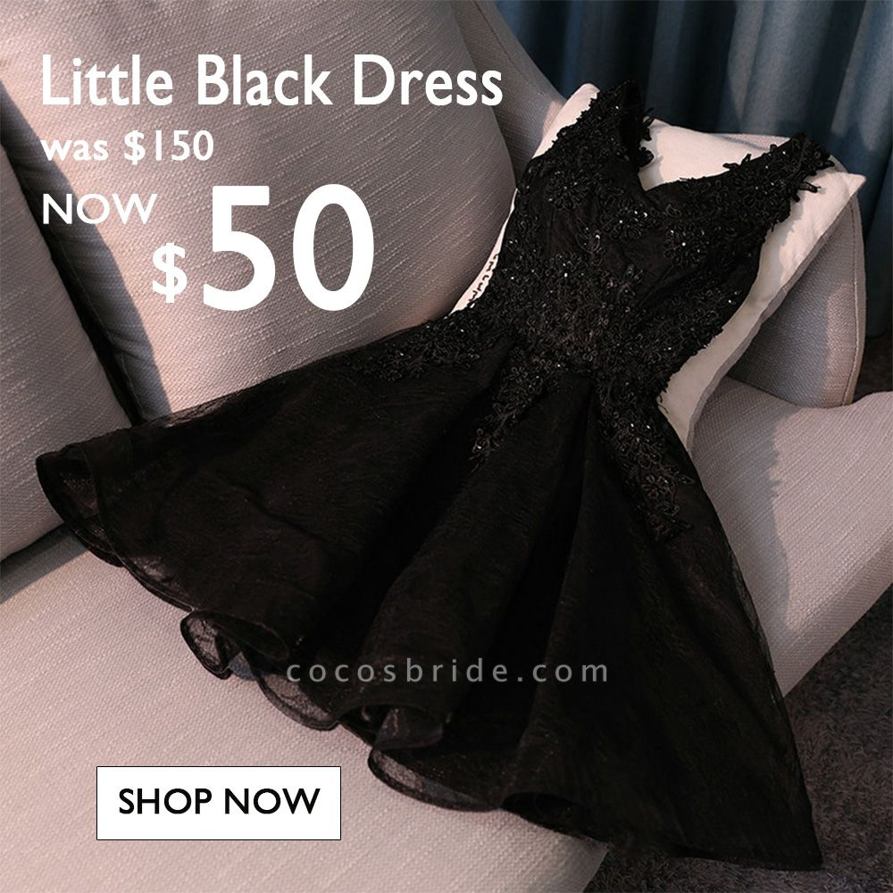 Cocosbride Little Black Dresses