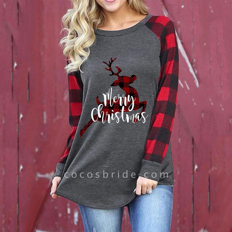 Cocosbride SD0848 Ugly Christmas Sweater