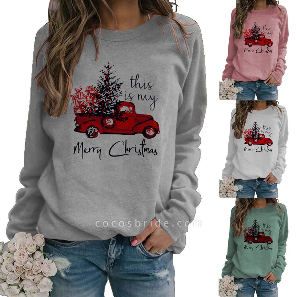 Cocosbride SD0899 Ugly Christmas Sweater