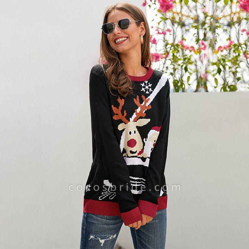 Cocosbride SD0782 Ugly Christmas Sweater