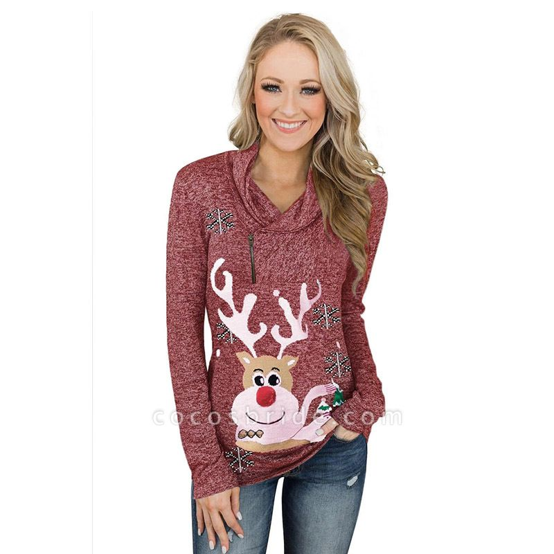 Cocosbride SD0783 Ugly Christmas Sweater