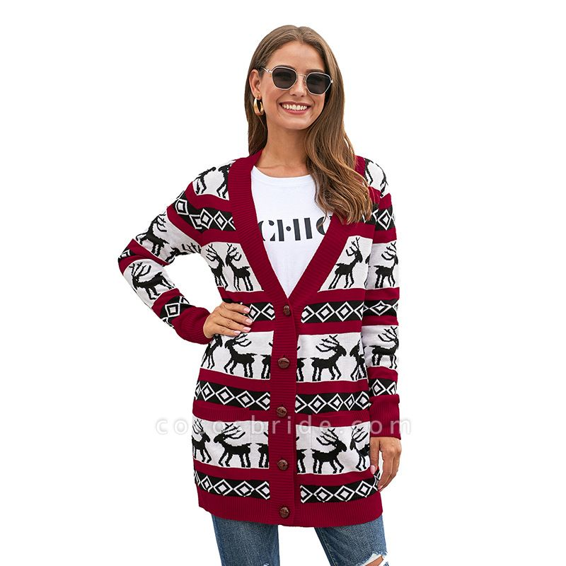 Cocosbride SD0789 Ugly Christmas Sweater