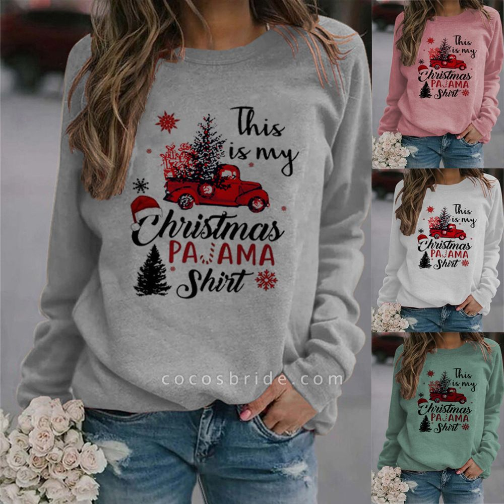 Cocosbride SD0889 Ugly Christmas Sweater