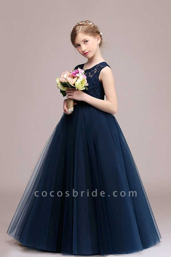 SD1232 Flower Girl Dress