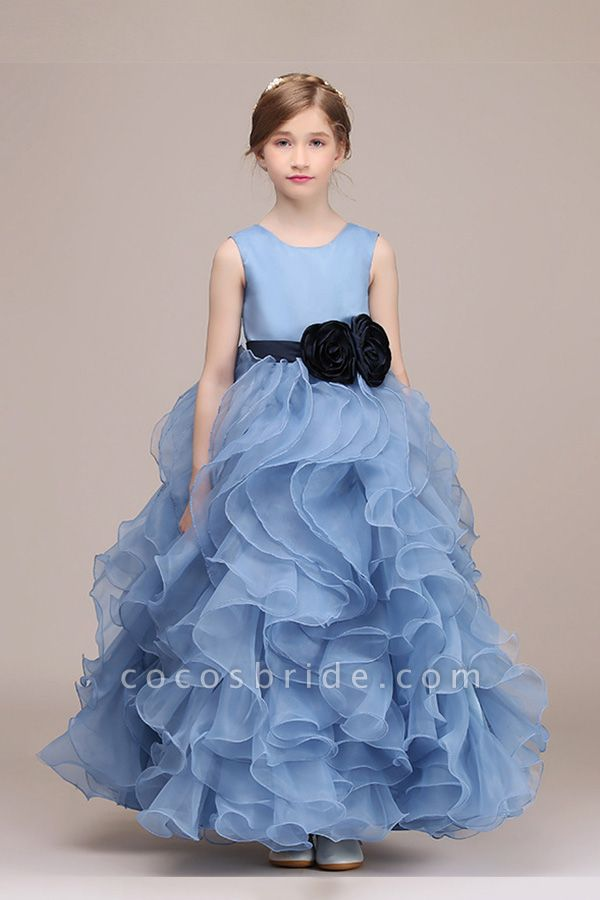 SD1224 Flower Girl Dress
