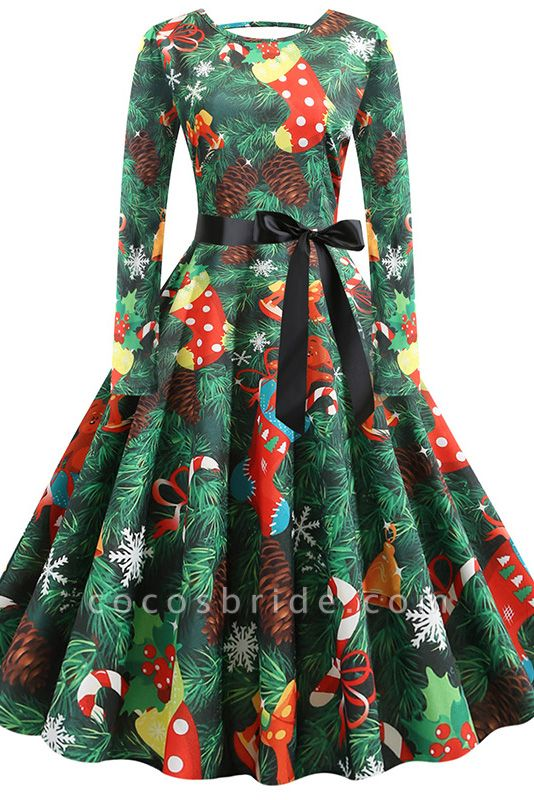 SD1031 Christmas Dress