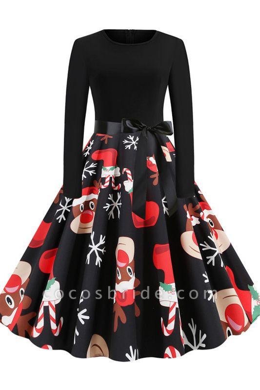 SD1008 Christmas Dress