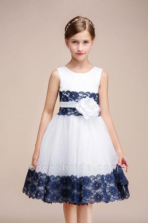 SD1237 Flower Girl Dress