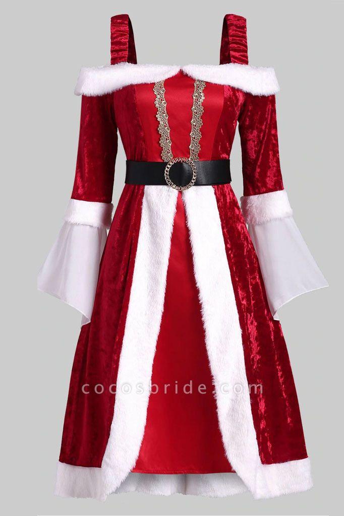 SD1005 Christmas Dress