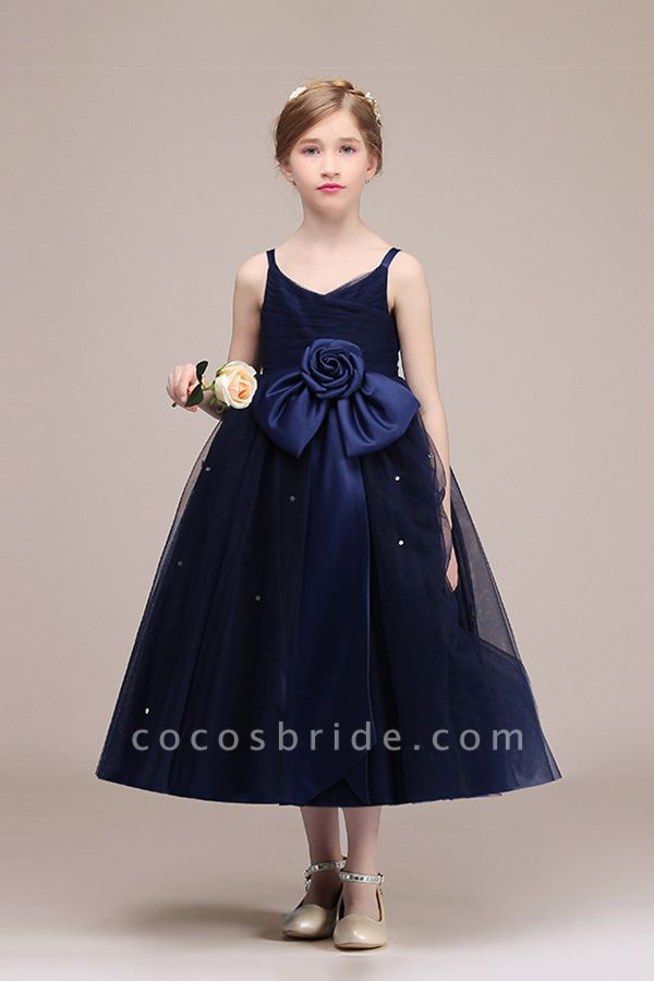SD1223 Flower Girl Dress