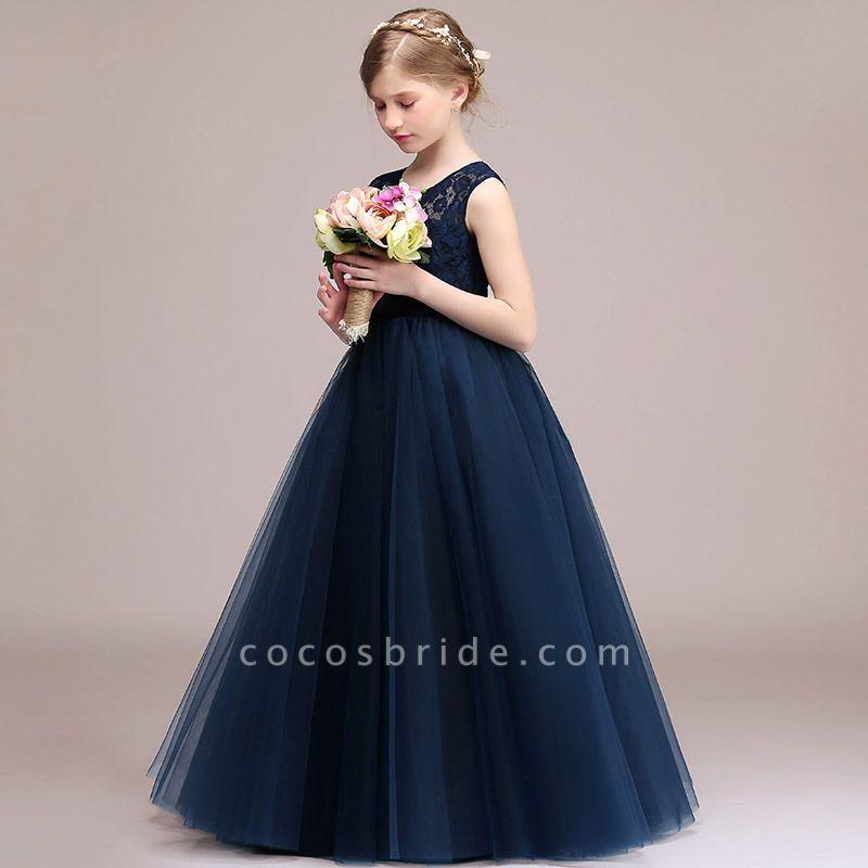 SD1232 Flower Girl Dress