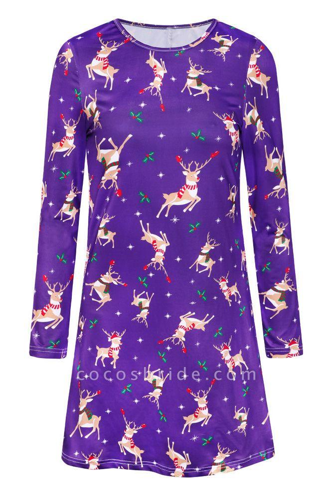 SD1017 Christmas Dress