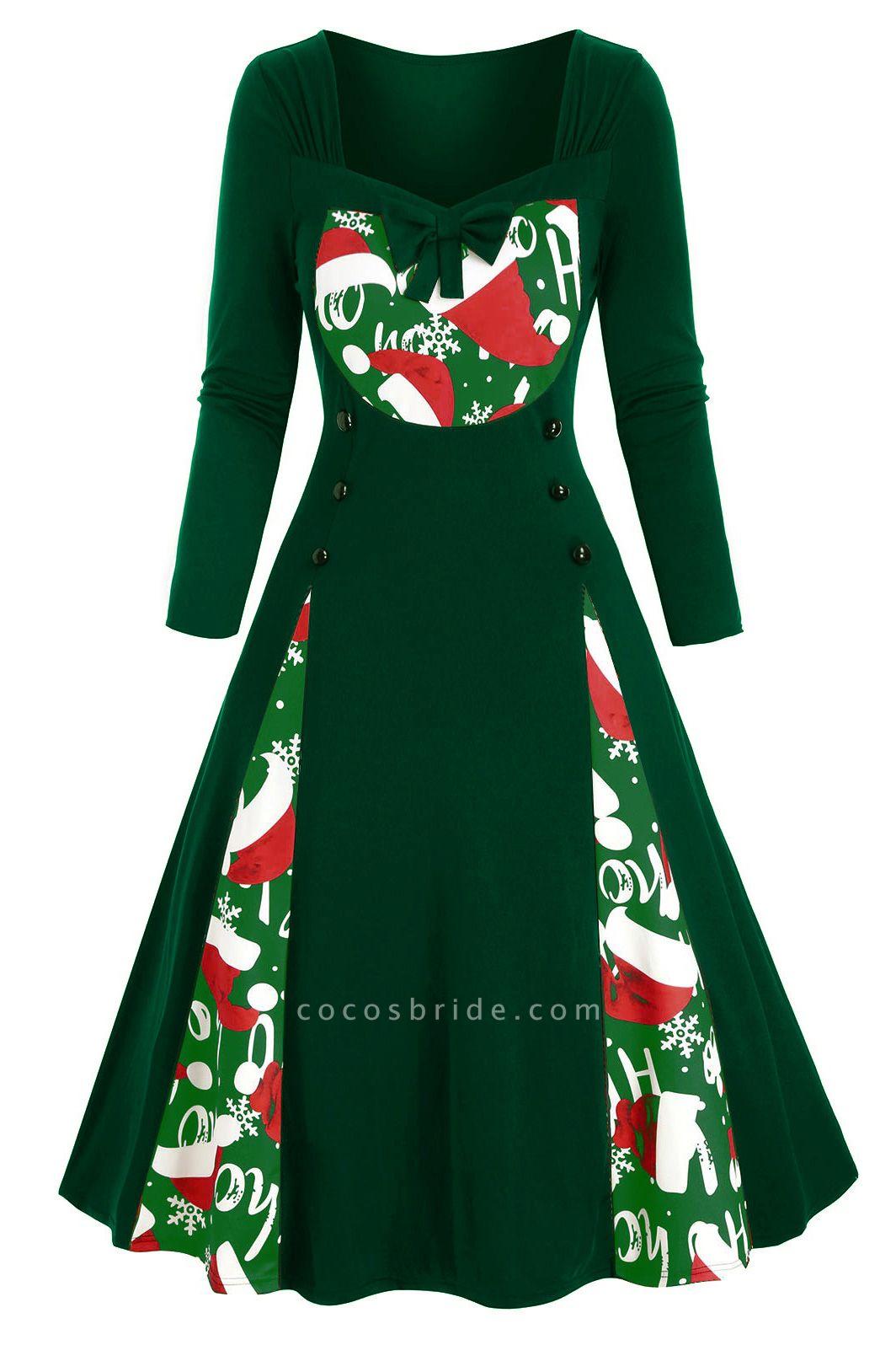 SD1149 Christmas Dress