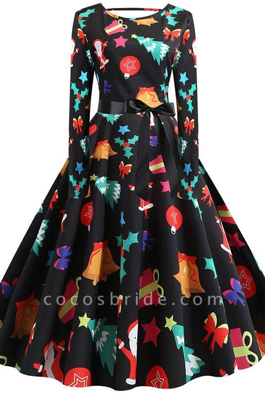 SD1032 Christmas Dress