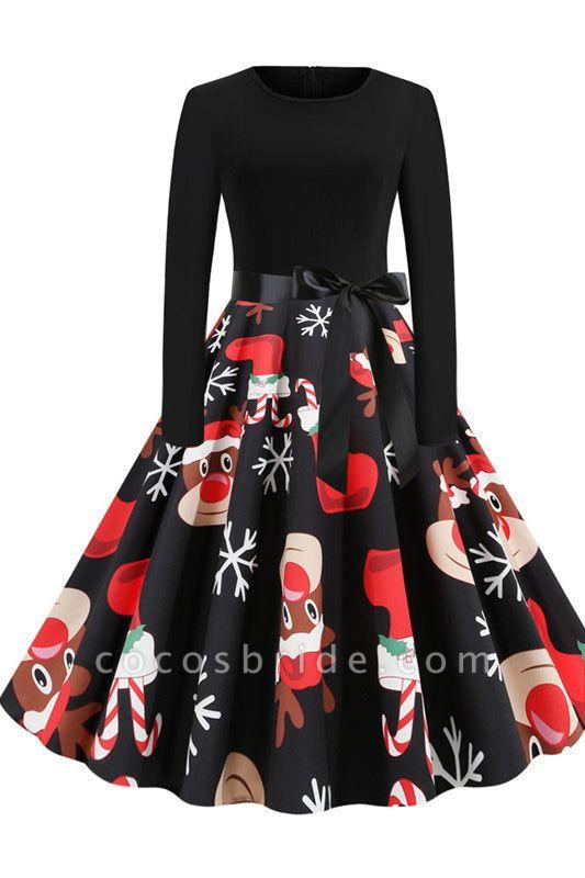 SD1010 Christmas Dress