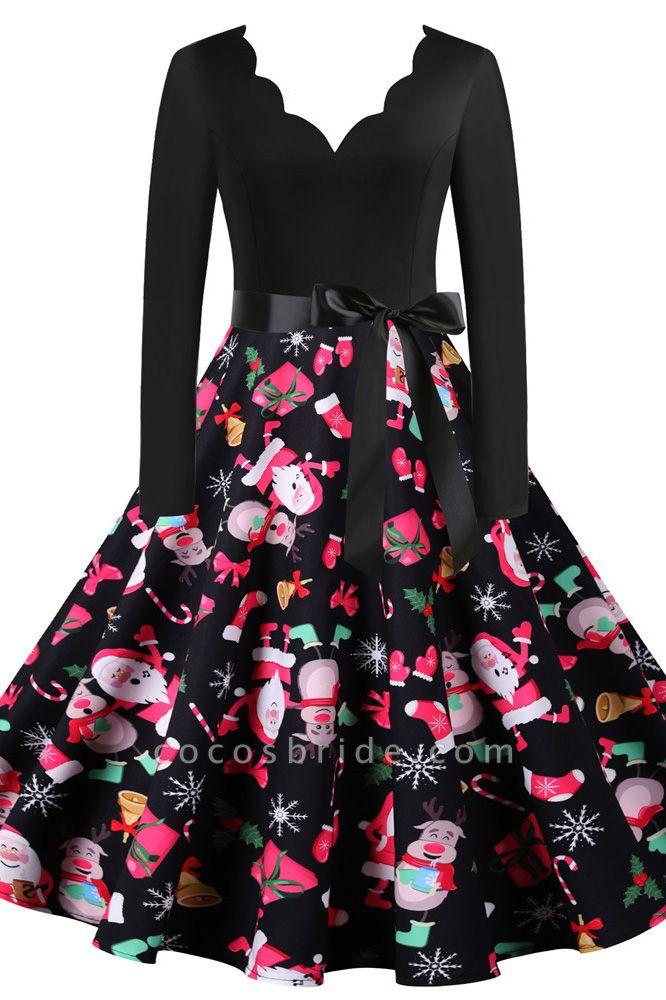 SD1006 Christmas Dress