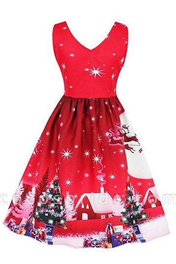 SD1150 Christmas Dress