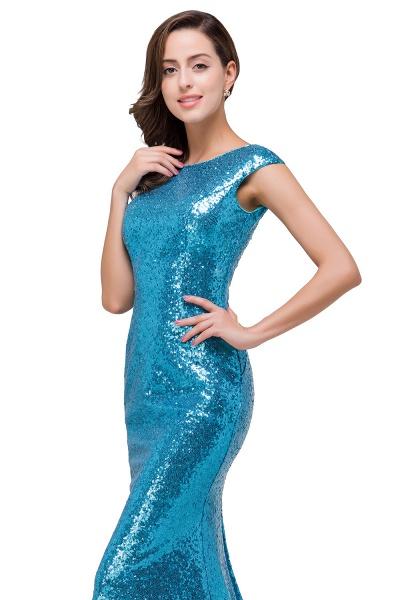 EVELYNN | Mermaid Floor-Length Sleeveless Scoop Sequins Prom Dresses_8