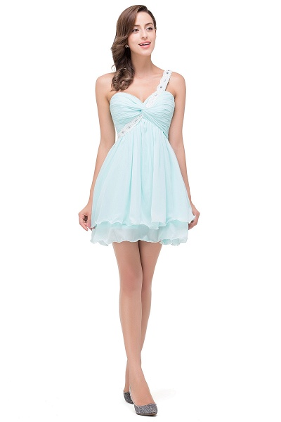 Attractive Sweetheart Chiffon A-line Homecoming Dress_7