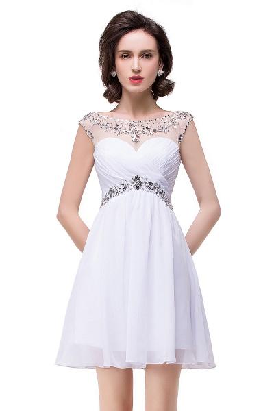 Precious Strapless Chiffon A-line Evening Dress_6