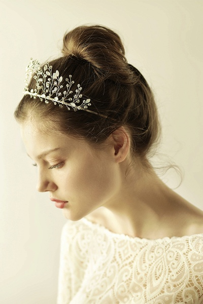 Glamourous Alloy&Rhinestone Special Occasion&Wedding Hairpins Headpiece with Crystal_7