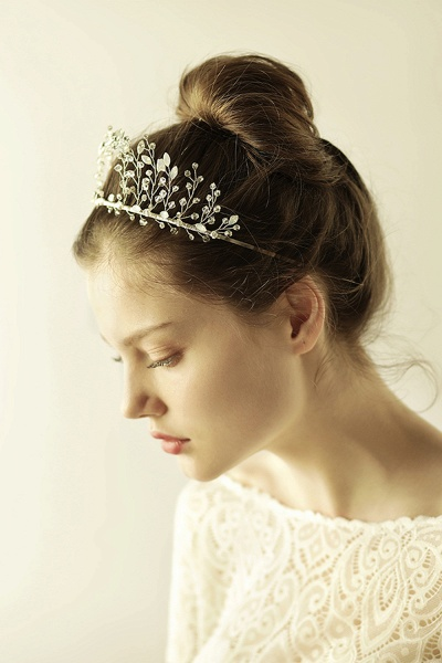 Glamourous Alloy&Rhinestone Special Occasion&Wedding Hairpins Headpiece with Crystal_9