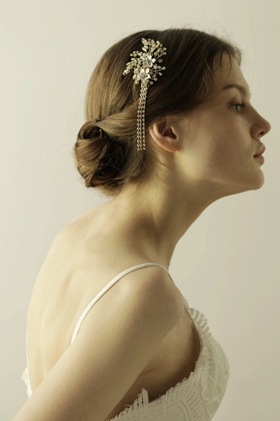 Beautiful Alloy Special Occasion Hairpins Headpiece with Rhinestone_8