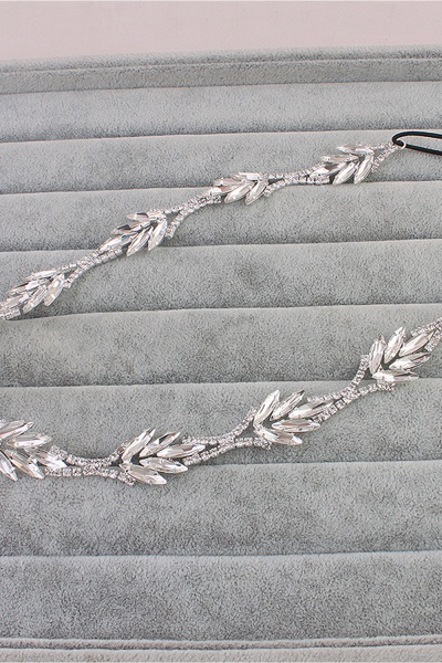 Elegant Alloy&Rhinestone Special Occasion&Party Headbands Headpiece with Crystal_10