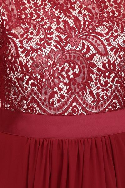 ILIANA | A-Line Scoop Plus size Long Sleeveless Lace Appliques Chiffon Evening Dresses_10