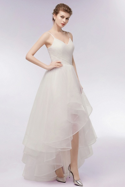 Awesome Sweetheart Tulle A-line Evening Dress_10
