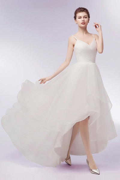 Awesome Sweetheart Tulle A-line Evening Dress_6