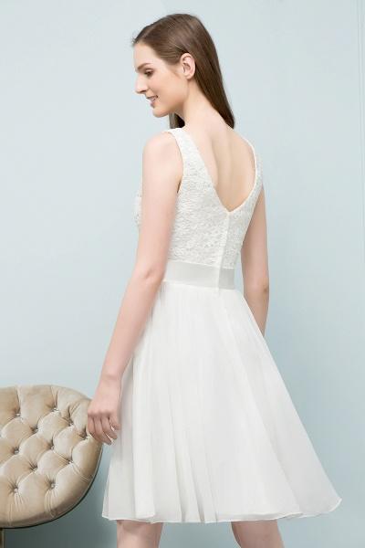 Modest Jewel Chiffon A-line Homecoming Dress_10