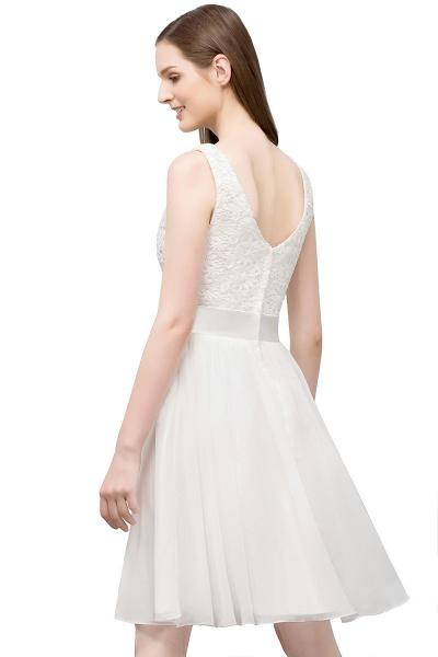 Modest Jewel Chiffon A-line Homecoming Dress_3