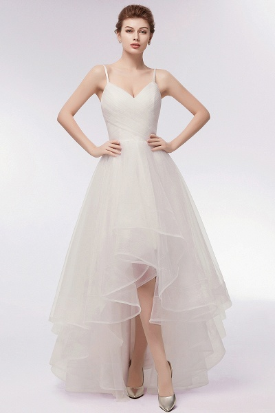 Awesome Sweetheart Tulle A-line Evening Dress_13