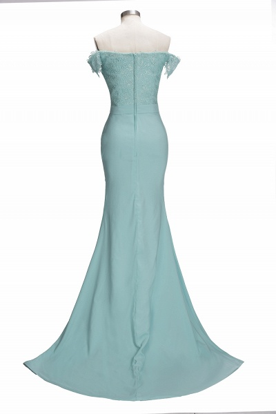 TESSA | Mermaid Long Sweetheart Off-shoulder Lace Top Prom Dresses_3