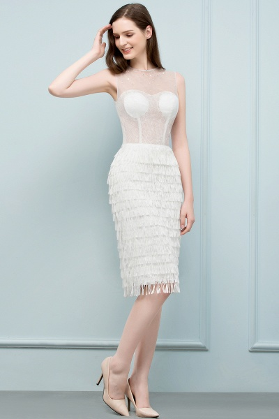 Wonderful Jewel Lace Mermaid Evening Dress_6