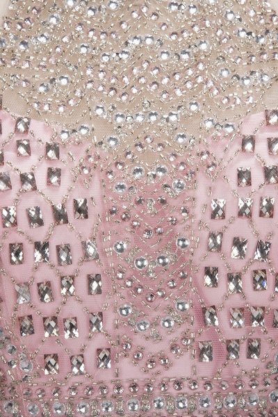 ROSETTA | A-line Two-piece Floor Length Crystals Beading Chiffon Prom Dresses_9
