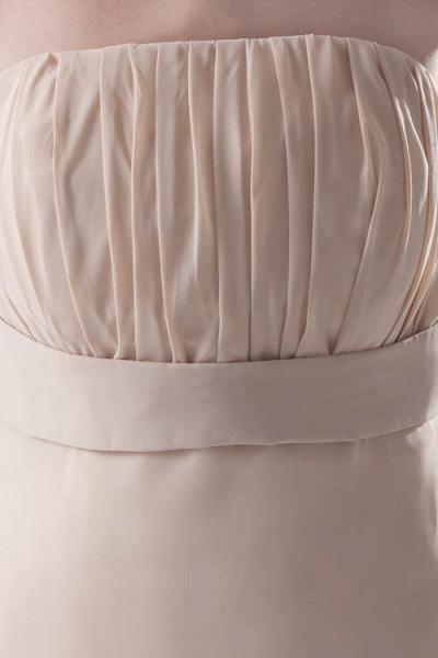 LILIA | A-line High-Low Sleeveless Chiffon Bridesmaid Dresses_9