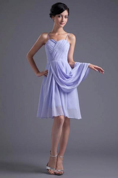 Fascinating Sweetheart Chiffon A-line Bridesmaid Dress_1