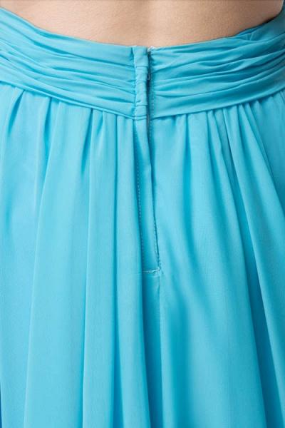 Excellent Halter Chiffon Princess Evening Dress_9