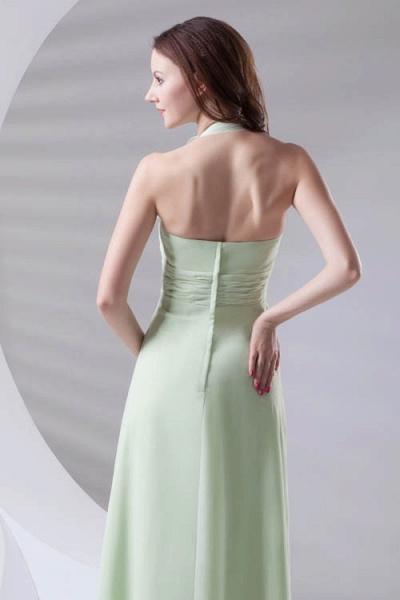 Fascinating Straps Chiffon A-line Bridesmaid Dress_7