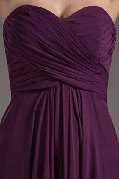 Awesome Sweetheart Chiffon A-line Bridesmaid Dress_8