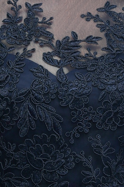 Sleek Jewel Tulle A-line Evening Dress_10
