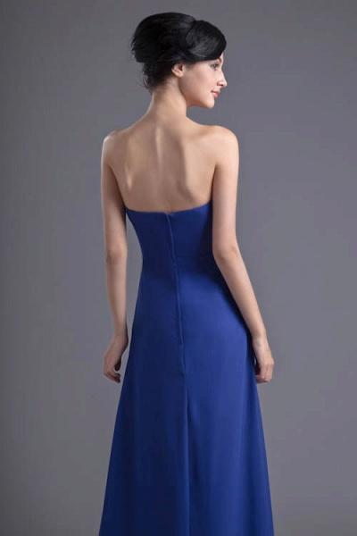 Precious Sweetheart Chiffon A-line Bridesmaid Dress_9