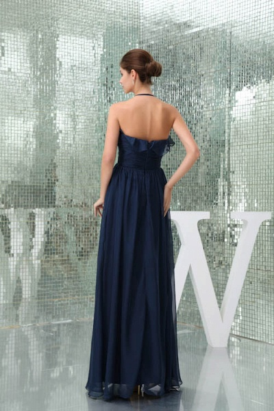 Awesome Sweetheart Chiffon A-line Bridesmaid Dress_3