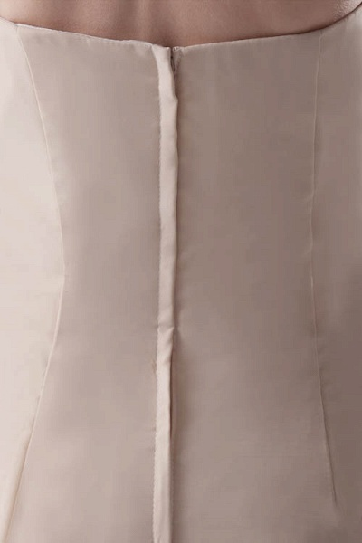 LILIA | A-line High-Low Sleeveless Chiffon Bridesmaid Dresses_8