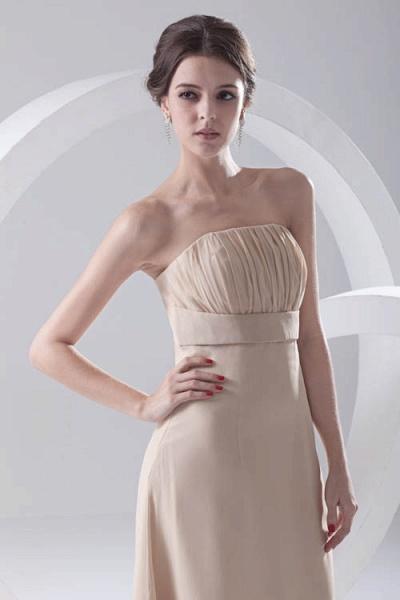 LILIA | A-line High-Low Sleeveless Chiffon Bridesmaid Dresses_6
