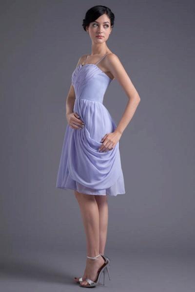 Fascinating Sweetheart Chiffon A-line Bridesmaid Dress_8