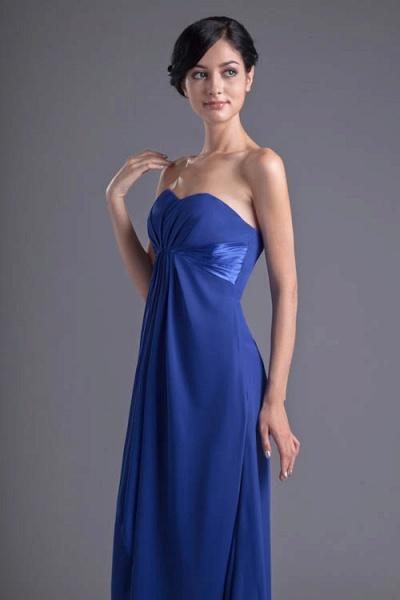 Precious Sweetheart Chiffon A-line Bridesmaid Dress_4