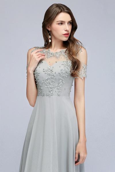 Fabulous Jewel Chiffon A-line Prom Dress_10